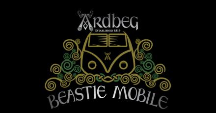 Ardbeg Beastie Mobile Logo